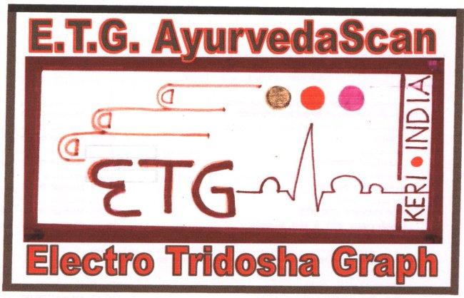 Logo of Electro Tridosha Graph AyurvedaScanner