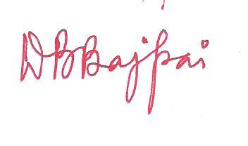 signatureDBBajpai