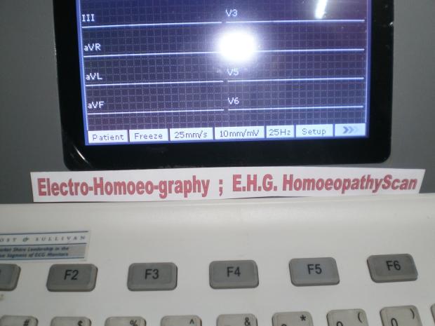 homeopathic diagnosis machine